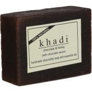 Мыло «Шоколад и Мед» с шоколадным соусом, 100 гр., производитель «Кхади»