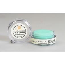 Khadi Natural™ Mint Lip Balm