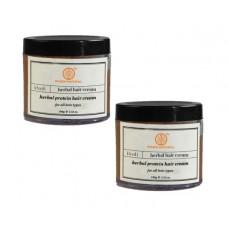 Khadi Natural™Herbal Protein Hair Cream (Set of 2)