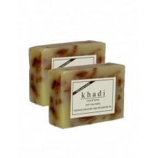 Khadi Natural™ Rose & Honey With Rose Petals Soap - Set of 2