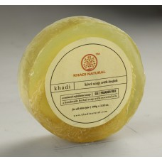 Khadi Natural™ Kiwi Loofah Soap (SLS/Paraben Free)