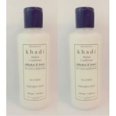 Khadi Natural™ Shikakai & Honey Hair Conditioner (Set of 2) - SLS & Paraben Free