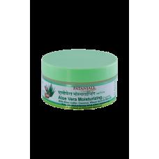 Patanjali Aloevera moisturizing cream, 50gm