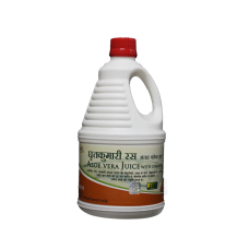 Patanjali Aloe vera juice with orange flavour (l), 1kg