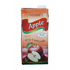 Patanjali apple juice (l), 1L