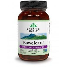 Bowelcare Organic India 60caps
