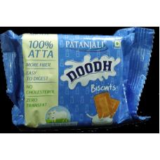 Patanjali doodh biscuits, 50gms