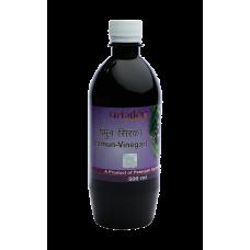 Patanjali Jamun vinegar (l), 570gm