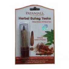 Patanjali Herbal suhag teeka, 3gm