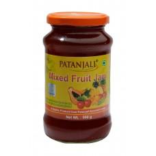 Patanjali Mixed fruit jam, 500gm