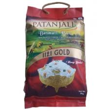 Patanjali Basmati rice gold, 5kg