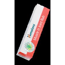 Himalaya Herbals muscle & joint rub, 20g