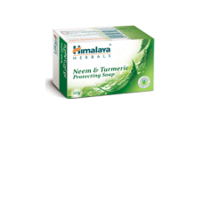 Himalaya Herbals Neem & Turmeric Soap, 75gm