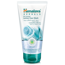 Himalaya Herbals Oil Control Lemon Face Wash, 150ml