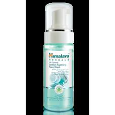 Himalaya Herbals Oil Control Lemon Foaming Face Wash, 50ml