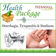 Patanjali Otorrhagia, tympanitis and deafness, 120gm