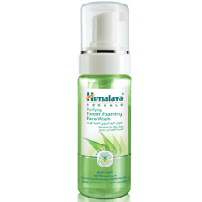 Himalaya Herbals Purifying Neem Foaming Face Wash, 50ml