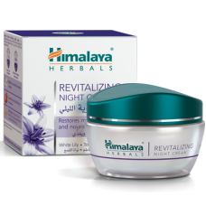 Himalaya Herbals Revitalizing Night Cream, 25gm