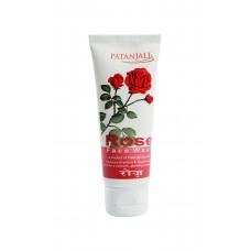 Patanjali Rose face wash, 60gm