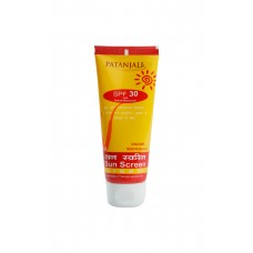Patanjali Sunscreen cream, 50gm