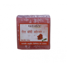 Patanjali rose body cleanser, 125gm
