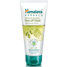 Himalaya Herbals Almond & Cucumber Peel Off Mask, 100ml
