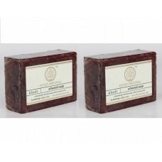 Khadi Natural™ Herbal Almond Soap (Set of 2)