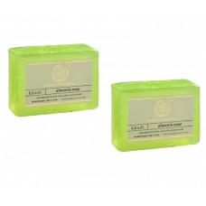 Khadi Natural™ Herbal Aloevera Soap (Set of 2)