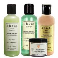 Khadi Natural™ Anti Dandruff Solution (Combo)