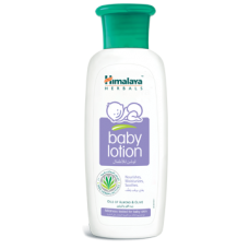 Himalaya Herbals baby lotion, 100ml