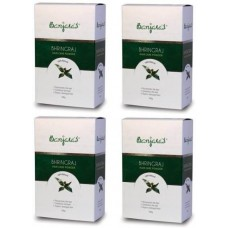 Banjara's Bhring Raj Powder 100 Gm Set Of 4 Pack  (400 g)