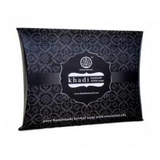 Khadi Natural™ - Handmade Soap Selection Pack (Set of 4 Soaps)