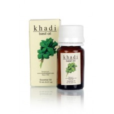 Khadi Natural™ Basil - Pure Essential Oil