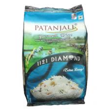 Patanjali Basmati rice diamond, 1Kg