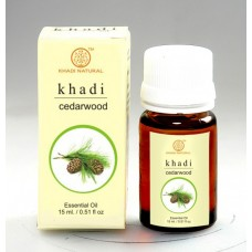 Khadi Natural™ Herbal Cedarwood Essential Oil