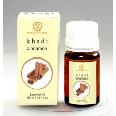 Khadi Natural™ Herbal Cinnamon Essential Oil