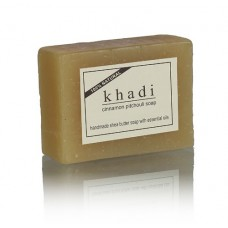 Khadi Natural™Cinnamon Pitchouli Soap
