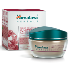 Himalaya Herbals Clear Complexion Whitening Day Cream, 50g