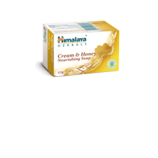 Himalaya Herbals Cream & Honey Soap, 125gm