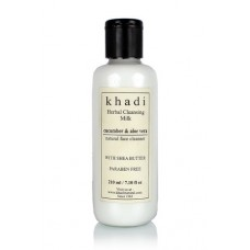 Khadi Natural™ Cucumber & Aloevera Cleansing Milk Cream with Sheabutter
