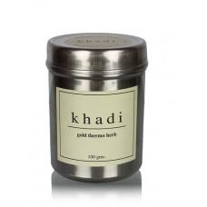 Khadi Natural™ Gold Thermo Herb (Skin Tightning Face Pack)