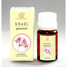 Khadi Natural™ Herbal Geranium Essential Oil