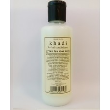 Khadi Natural™ Herbal Greentea & Aloevera Hair Conditioner