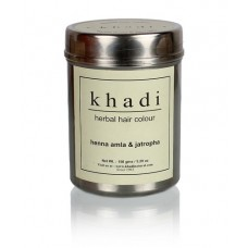 Khadi Natural™ Herbal Henna, Amla & Jatropa
