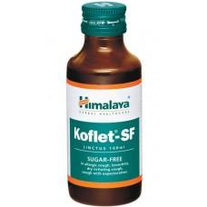 Himalaya Herbals Koflet-SF Linctus, 100ml