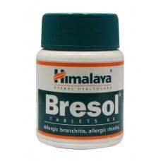 Himalaya Herbals Bresol, 60tab