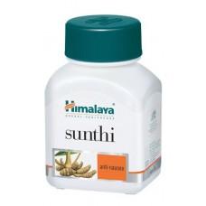 Himalaya Herbals Sunthi, 60cap