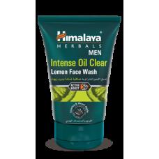 Himalaya Herbals Himalaya Men Intense Oil Clear Lemon Face Wash, 100ml