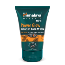 Himalaya Herbals Himalaya Men Power Glow Licorice Face Wash, 100ml