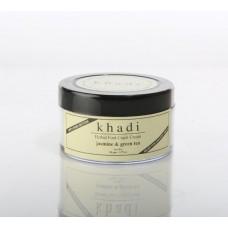 Khadi Natural™ Jasmine & Green Tea Foot Crack Cream - With Shea Butter / 50g